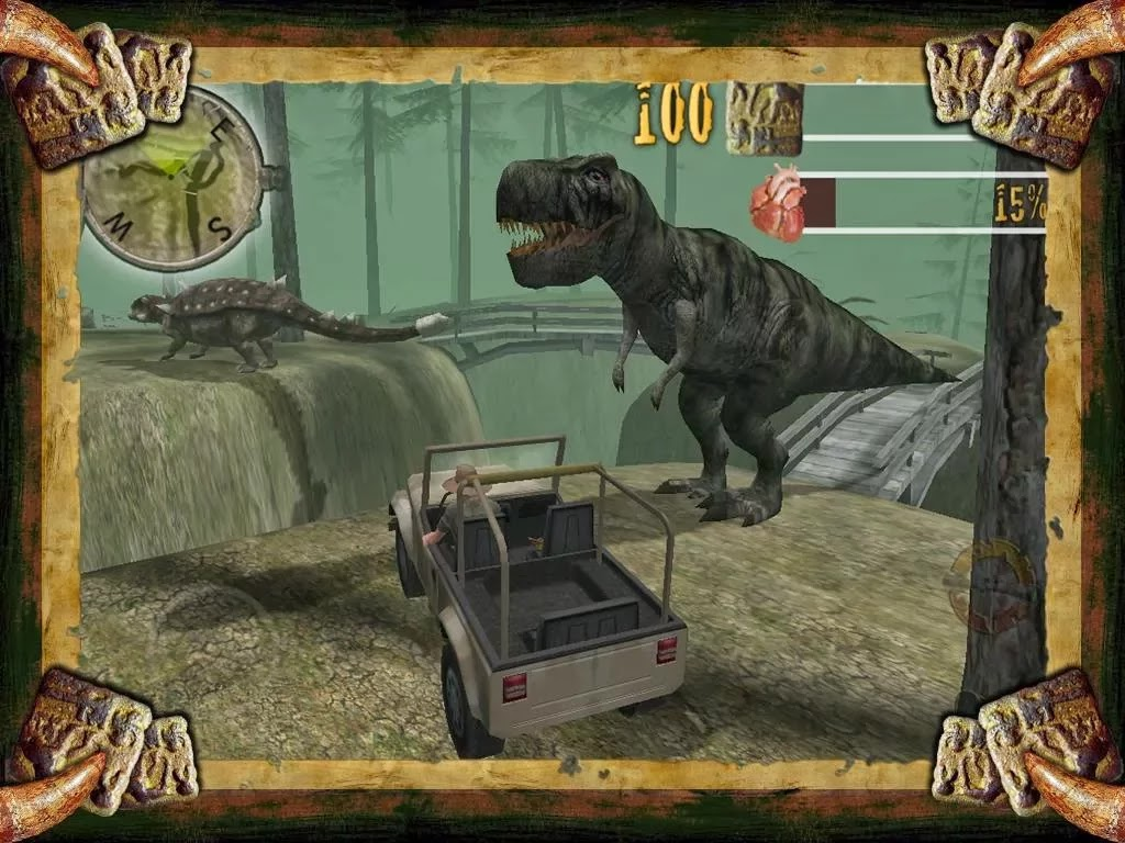 Screenshot Dino Safari 2