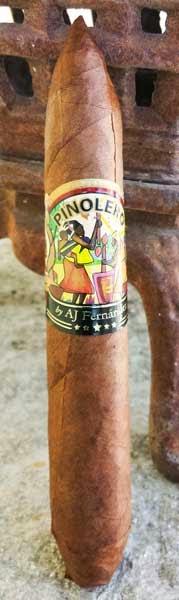 Pinolero Figurado by A.J. Fernandez Cigars