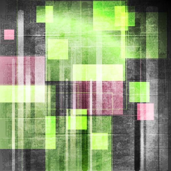 Imágenes de diseño luminoso sobre fondo oscuro h