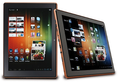 Specs & Features of 9.7 Android 4.0 Tablet