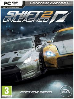 Need For Speed Shift 2 Unleashed PC Game Completo