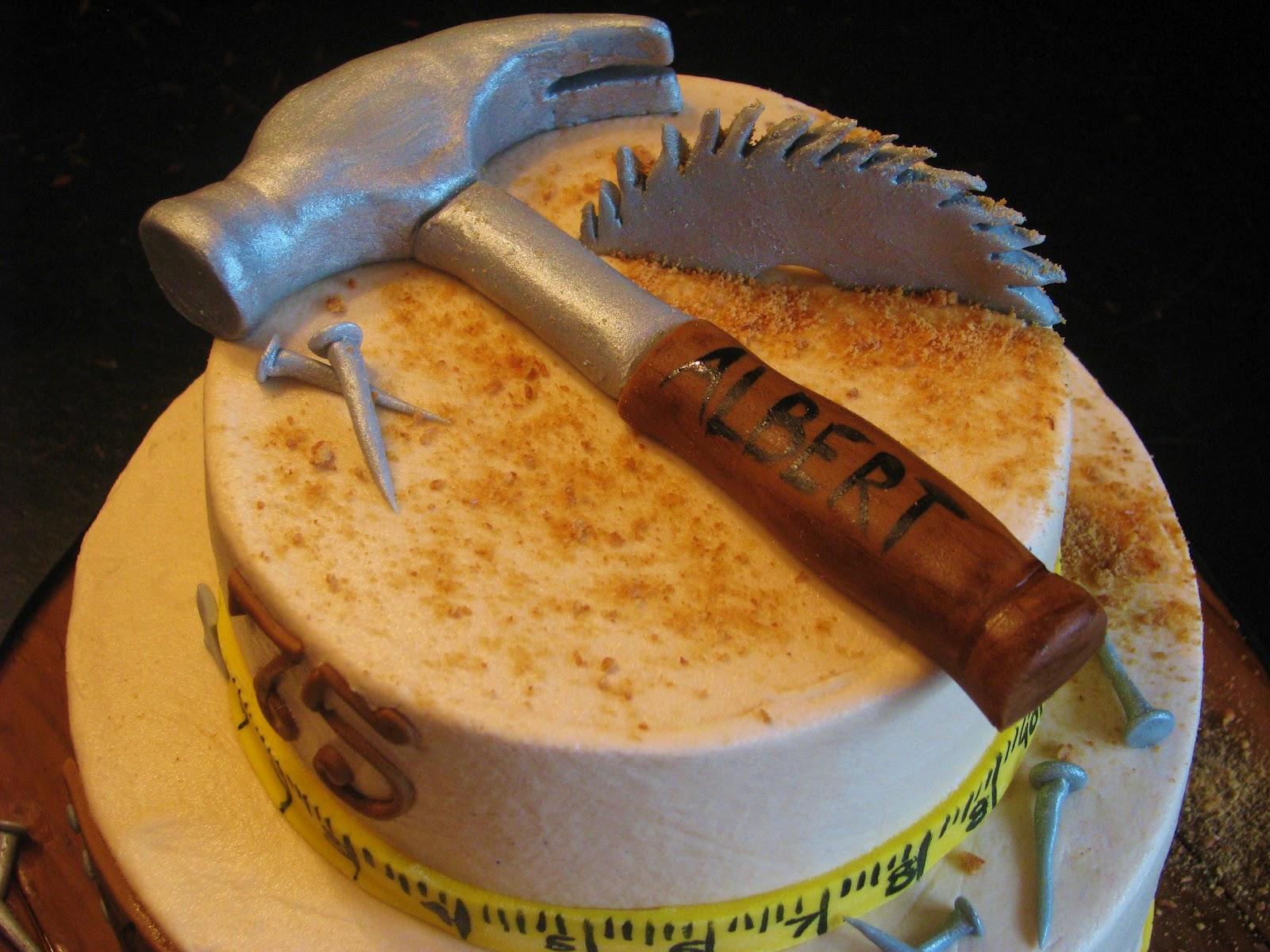 how to make a keg cake