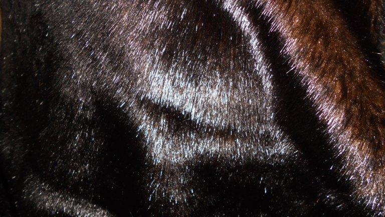 Образцы искусственного меха