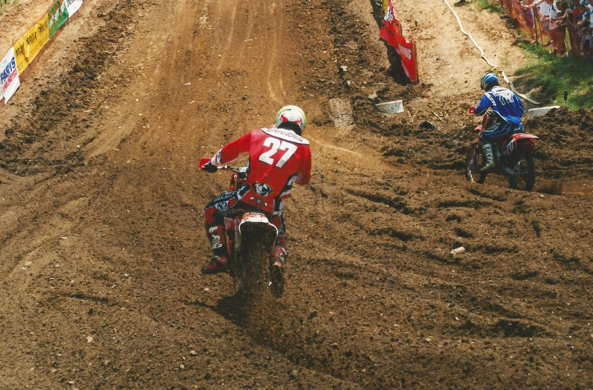 Michael Brandes Budds Creek 2000