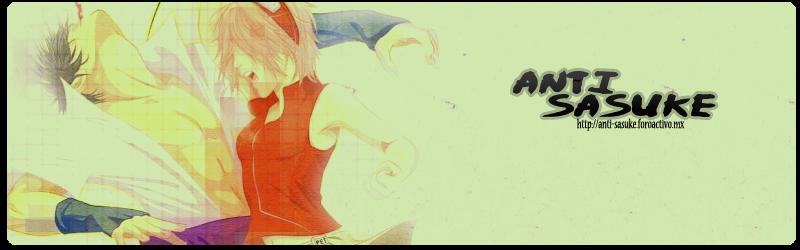 Anti-Sasuke