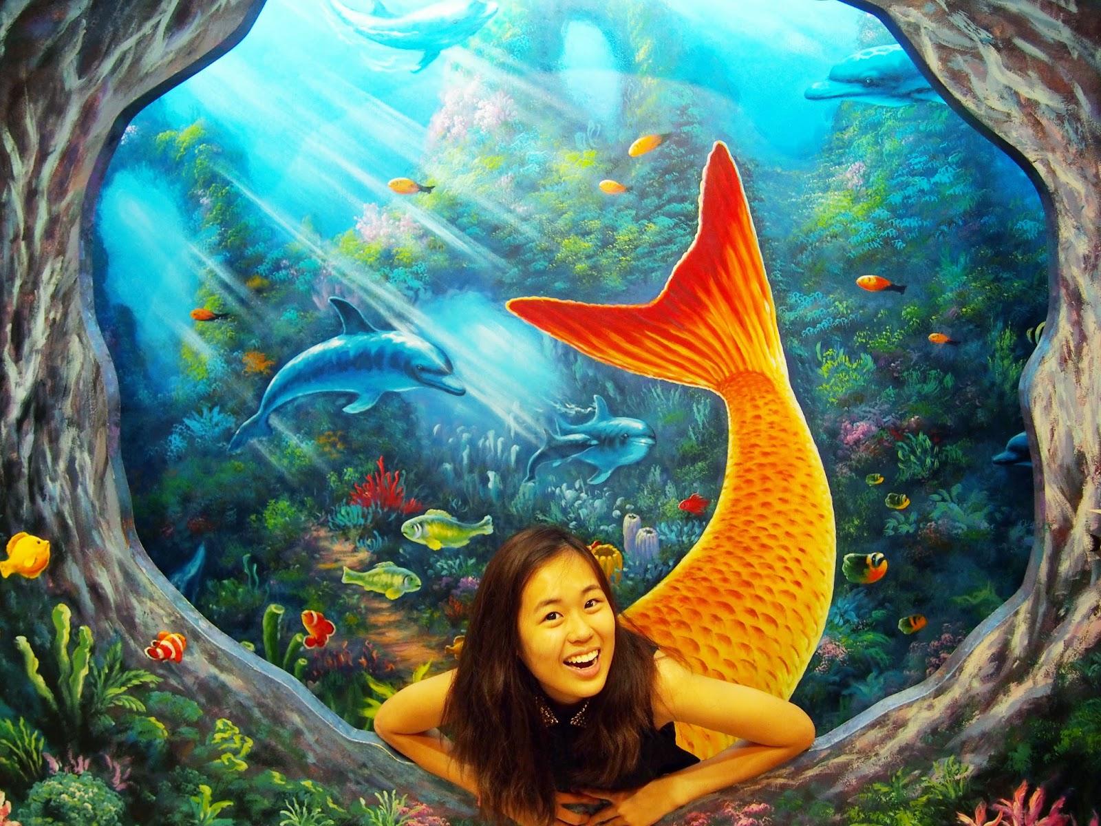 My Experience At Trick Eye Museum Resorts Tiket Trickeye Singapore World Sentosa