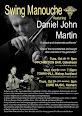 Daniel John Martin Avec Swing Manouche!