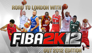Download FIBA 2K12 London Olympics Mod