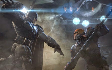 Batman Arkham Origins v1.2.1 Apk Cracked+Data Free Download