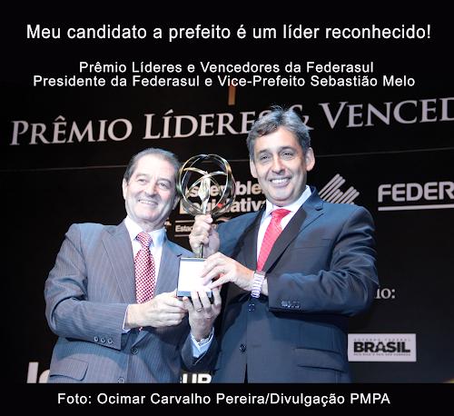 Sebastião Melo ou Marchezan Junior