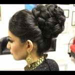 How To Do Asian Bridal Hairstyles For Long Hair Yourself Ideas Pictures