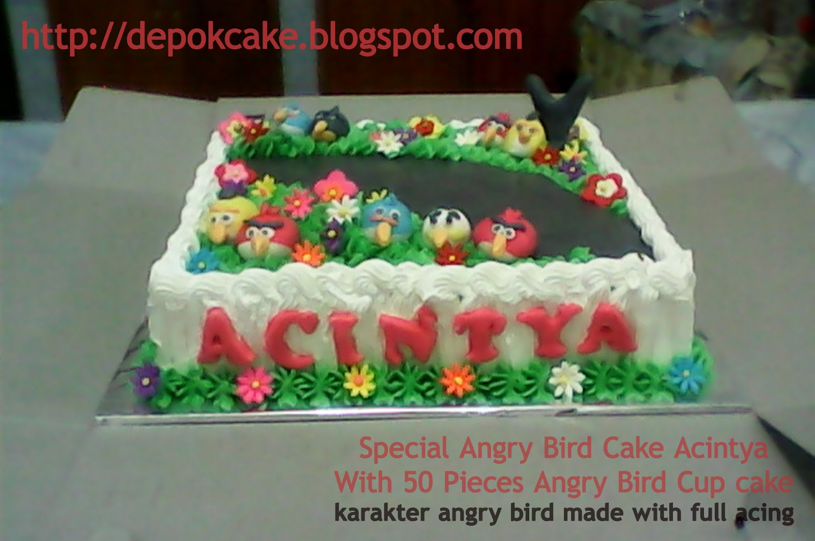 Kue Ulang Tahun Anak Lucu Dan Unik - bliblinews.com