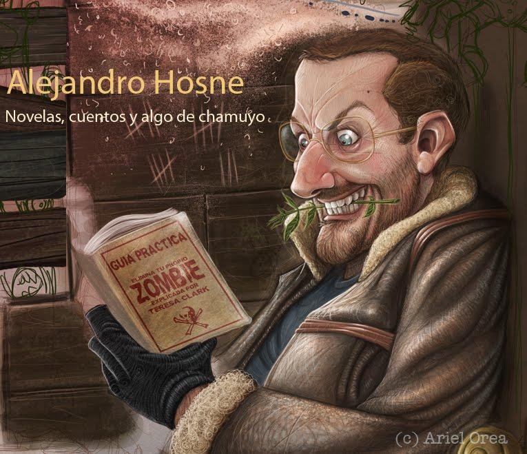 Alejandro Hosne