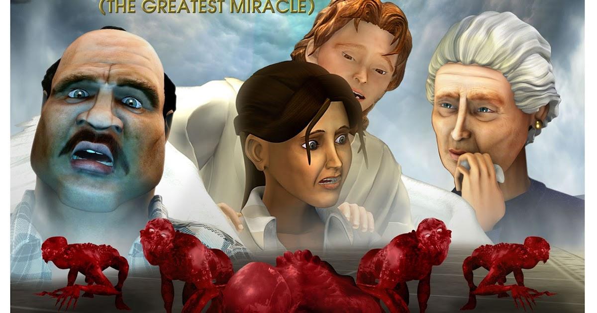 Filme- O Grande Milagre - Completo (A IMPORTÂNCIA DA SANTA