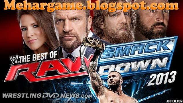 Download wwe smackdown vs raw android game