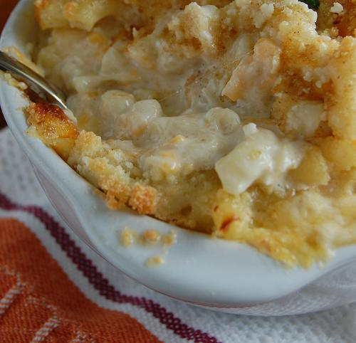 ... Dungeness Crab Macaroni & Cheese from Culinary Concoctions by Peabody