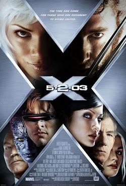 Dị Nhân 2: Liên Minh Dị Nhân - X-men 1: X Men United (2003) Poster