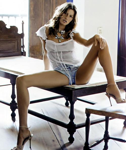 吉賽兒·邦臣 Gisele Bundchen 世界模特史上最富裕的超級名模 (圖+影片) 三圍 身高 性感sexy