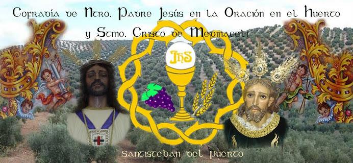 Cofradia de Ntro. Padre Jesús en la Oración en el Huerto y Stmo. Cristo de Medinaceli