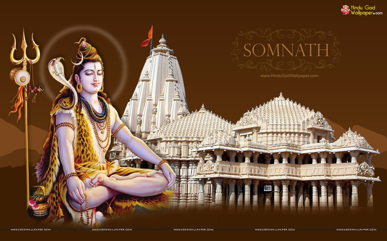 somnath temple jyotirlinga hd - photo #23