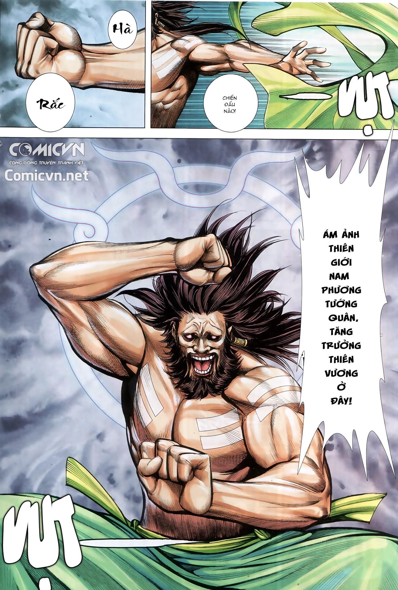 Tây Du chap 102 Trang 18 - Mangak.info