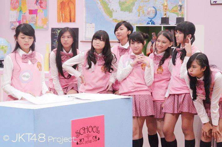 Gangster JKT48 School , hehee