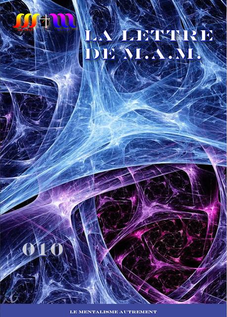 La Lettre de M.A.M. n° 010