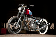 Honda chopper