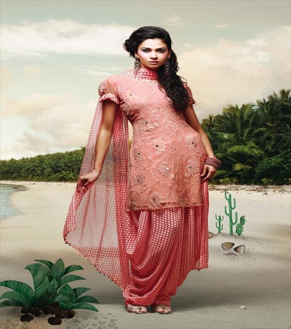 Sexy Lush Salwar Kameez designs