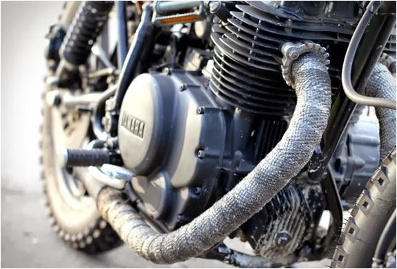 Yamaha XS400 Scrambler | 1979 Yamaha XS400 Scrambler | Custom Yamaha XS400 | Yamaha Scrambler | Yamaha XS400 Scrambler by Hold Fast Motors