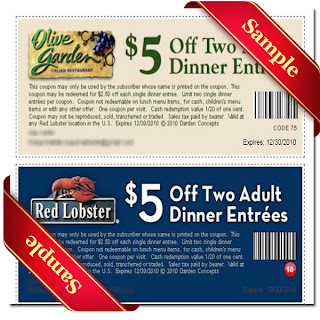 5% off lobster promo discount