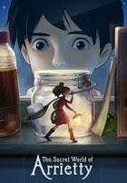 Arrietty y el mundo de los diminutos (2010)