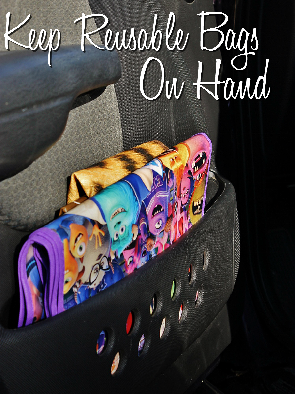 #DropShopAndOil Grab some reusable bags for in door storage while you wait for your Pennzoil Oil Change at Walmart! #cbias #ad