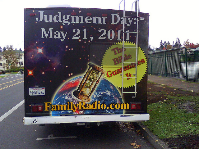 may 21st judgment day. May 21st Judgement Day,may