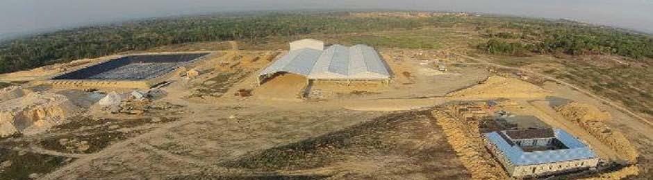 Proyek Gudang dan Pabrik