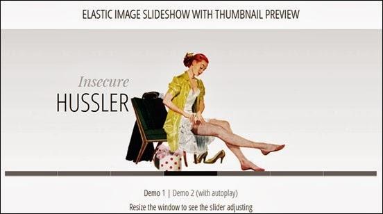 Elastic Image Slideshow