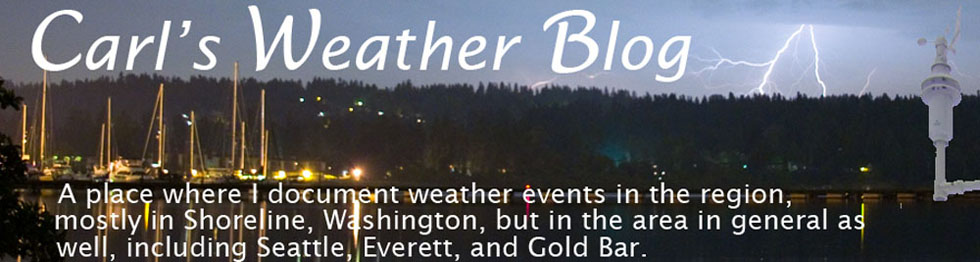 Carl's Weather Blog