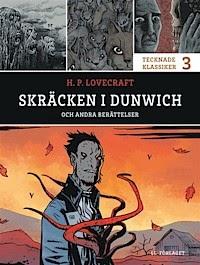 Tecknad Lovecraft