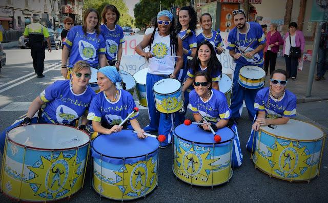 Ketubara batucada barcelona percusión brasileña