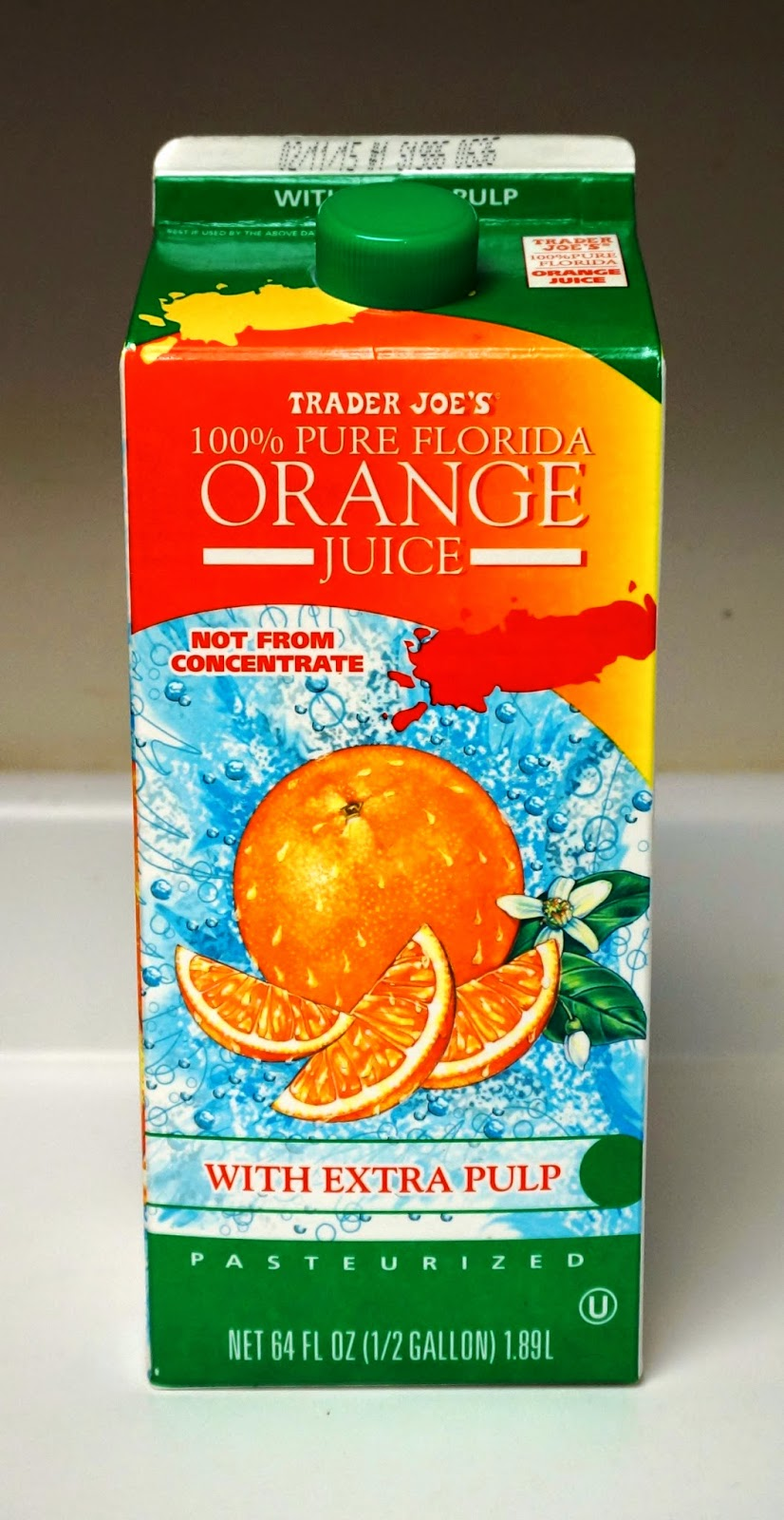 Calories in Trader Joes Orange Chicken