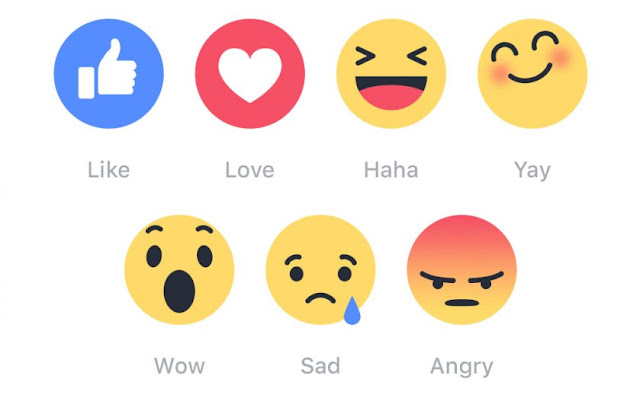 Meet the new Reactions