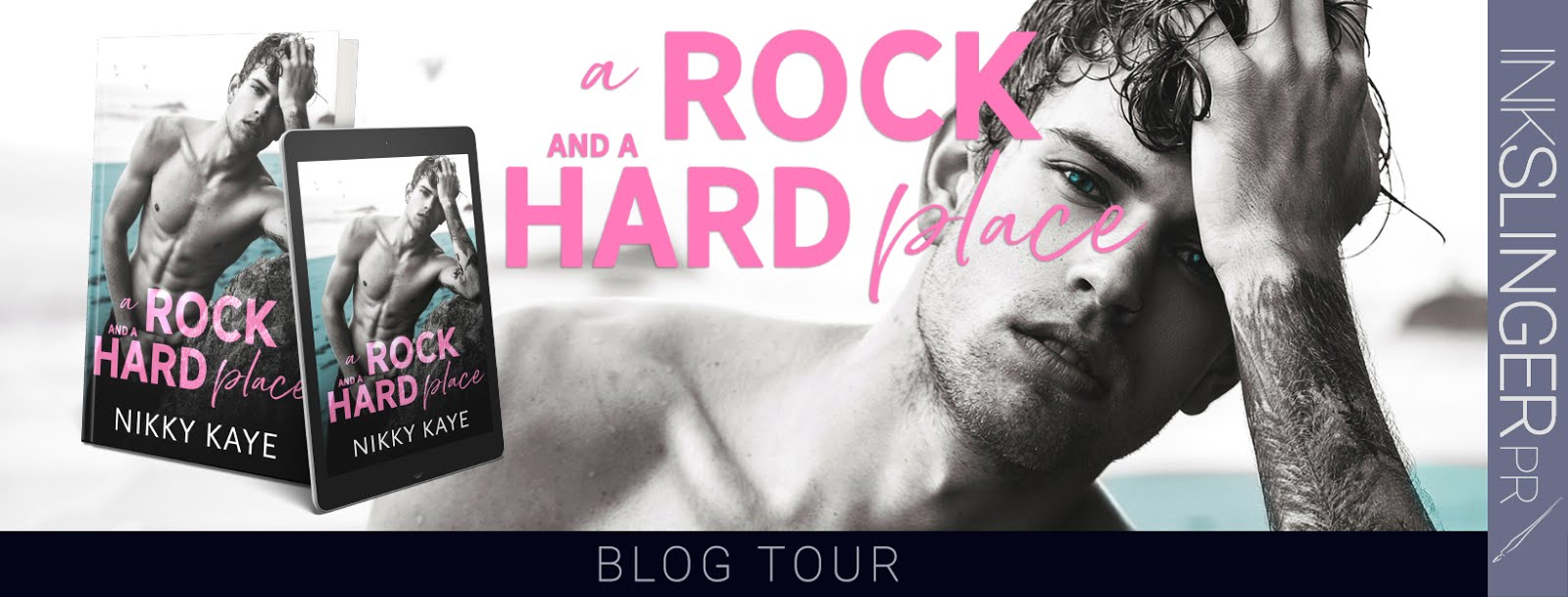 A Rock and A Hard Place Blog Tour
