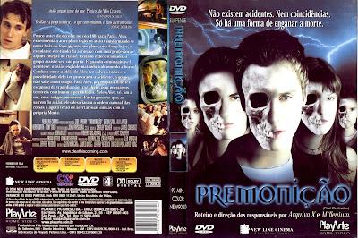 Premonição DVD Capa