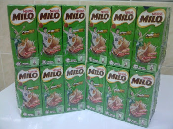 Get More Out of your day with MILO UHT