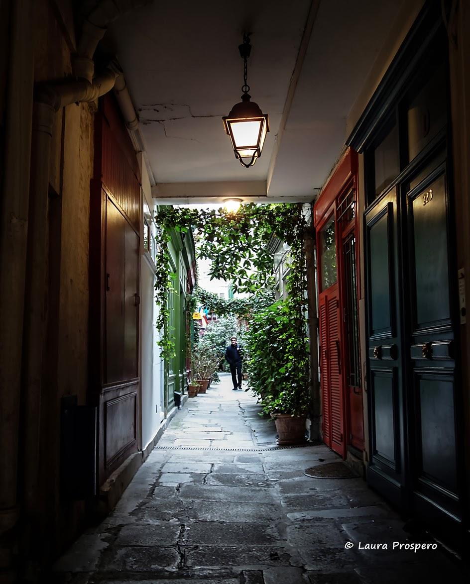 passagens em Paris © Laura Prospero