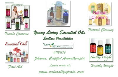 Young Living Essential Oils - Endless Possibilites