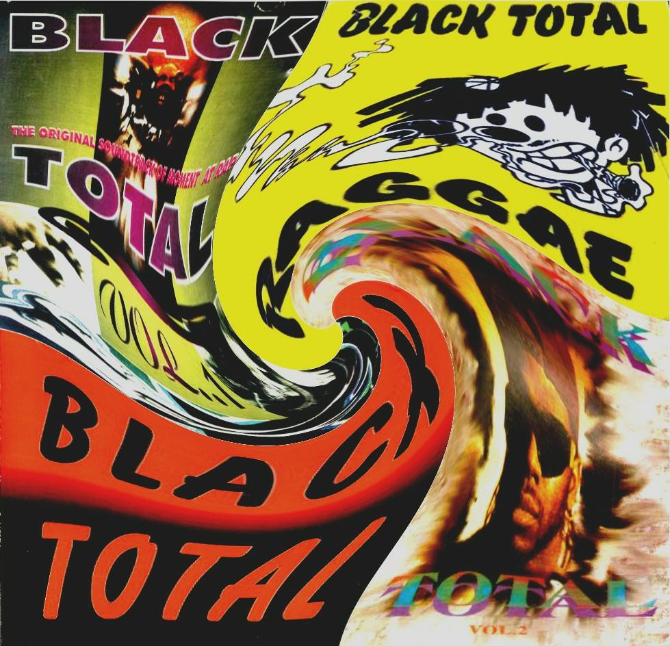 BLACK TOTAL - AS MELHORAS DE 96  -  RARODADE