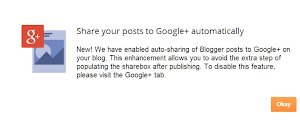 Cara Share Postingan Otomatis di Google Plus