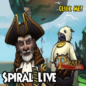 Spiral Live: Pirate101