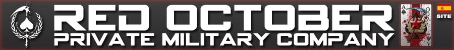 OCTUBRE ROJO C.M.P. - RED OCTOBER P.M.C. - КРАСНЫЙ ОКТЯБРЬ частная военная компания